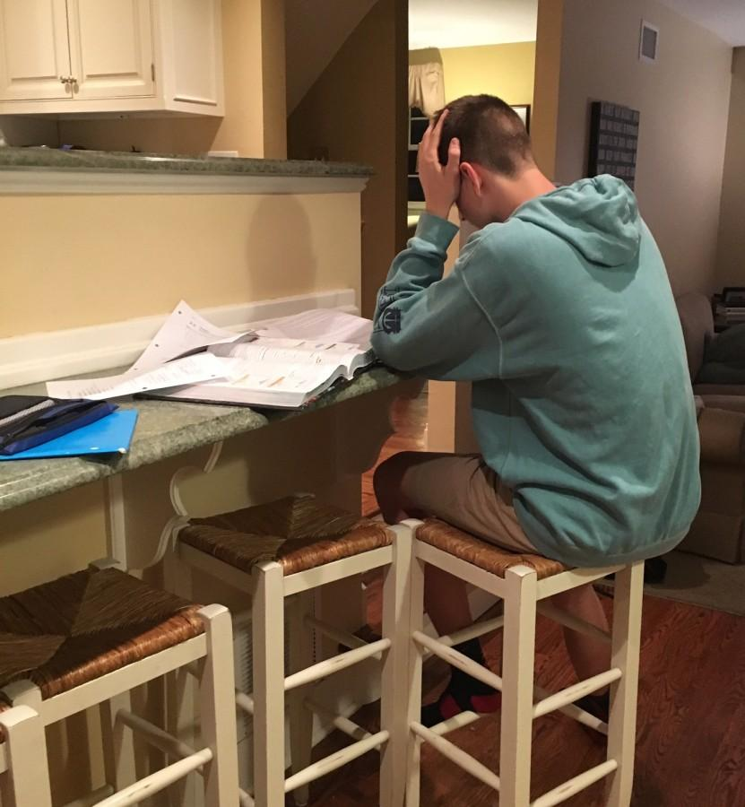 A+typical+Glen+Rock+student+homework+scene