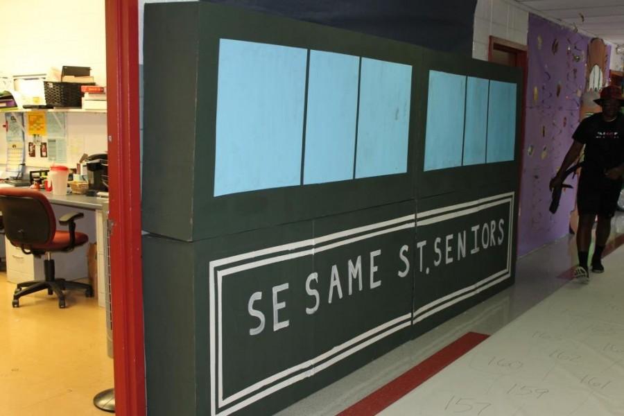 Seniors step into Sesame Street