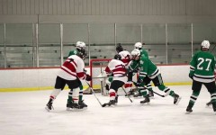 The Panthers crash the net on their way to an 11-1 win over Pascack Valley