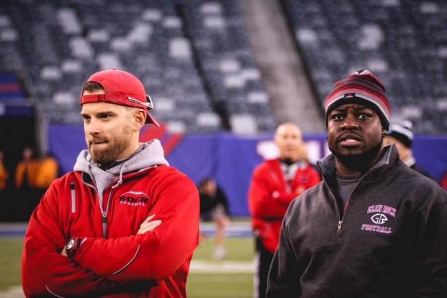 Coach JP McCarten