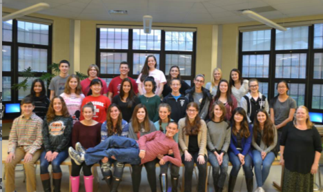 Interact is a community service club that allows students to partake in volunteer opportunities.