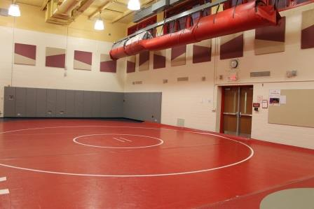 The new mats were delivered on December 3rd.