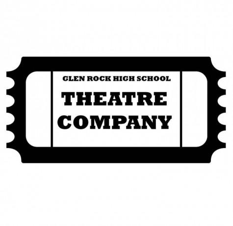 GRHS Theatre Company logo.