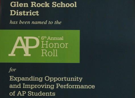 Glen Rock joins the College Board's AP Honor Roll