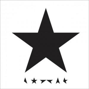 "David Bowie - ""Blackstar"" cover art."