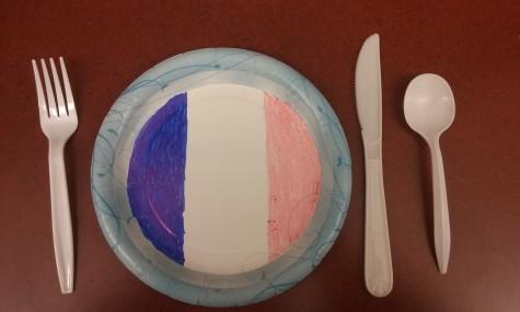 French Club serves 'petit dejeuner francais'