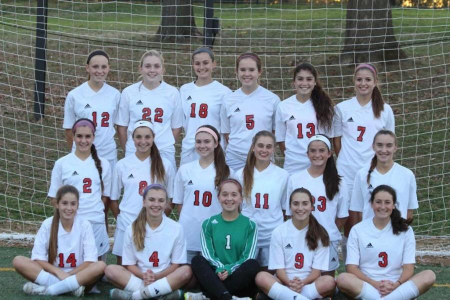 Varsity girls' soccer coach, Leah Jerome (not pictured), will not be returning next season.