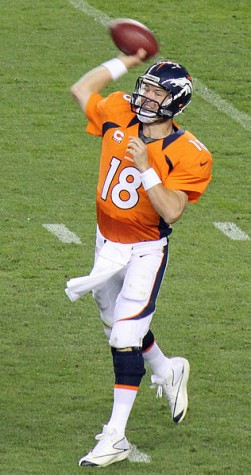 Super Bowl 50 could be Peyton Manning's final game in the National Football League.
