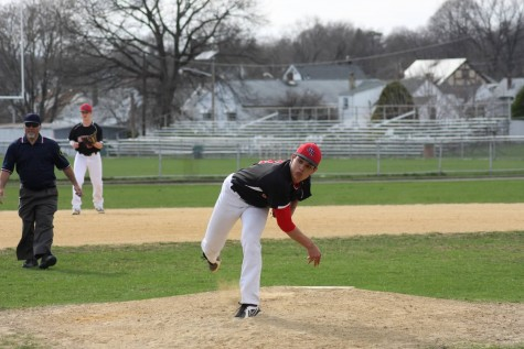 Senior Jason Palmeri has committed to play baseball ta Rutgers University Newark and is expected to sign his Celebratory Signing Form.