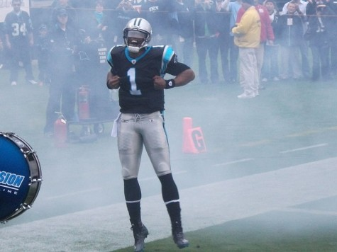 Cam Newton and the Carolina Panthers are favored going into the Super Bowl on Sunday after finishing the regular season with a 15-1 record.
