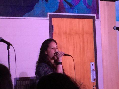 Ms. Sproviero performs