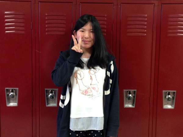Kaho Shinada moved to Glen Rock from Saitama, Japan