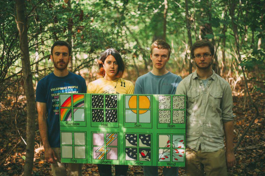Pinegrove, a band who started out DIY and gained moderate mainstream success.