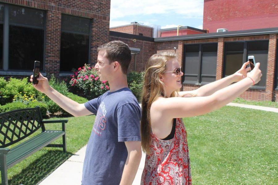Ryan Stolz and Julia Gaffey