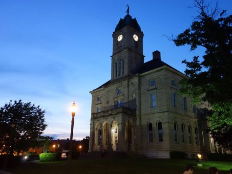 The town of Harrisonburg, VA is where James Madison University is located. It is also where many great restaurants are located such as Jimmy Madison's.