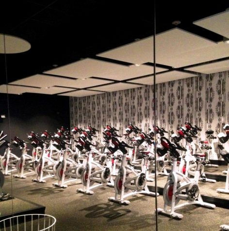 """""""We've got brand new Schwinn Bikes here, a sound system like no other, and we hand-picked our instructors,"""" said Ogle. """"It's very interactive, a lot of clapping, some people like to start whooping it up, and it gets contagious."""""""