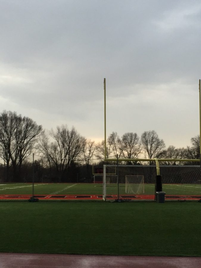 A six-year old girl was severely injured by a falling goal. The Glen Rock Athletic Department is taking steps to make sure this doesn't happen on our fields. Freshmen boys' soccer coach, Mr. Jason Toncic, said,