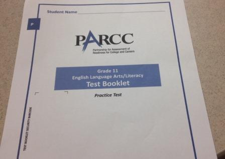 Since many of the PARCC scores were below expectations, the Glen Rock staff has been looking for ways to improve them for upcoming years.