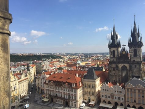 Students participate in exchange program to the Czech Republic