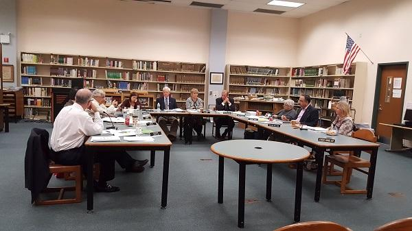 At a tense Board of Education meeting in November, the board heard the concerns of several teachers and parents.