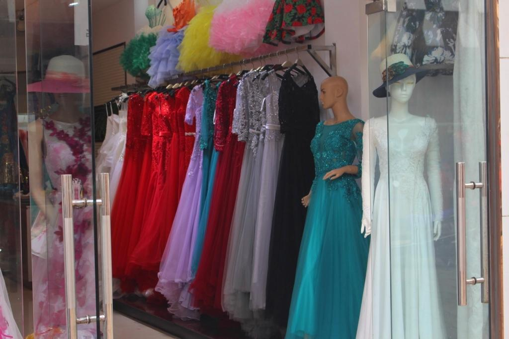 Dresses will be donated by Lord and Taylor, Suite 201 and Aleana's Bridal for the Interact Club's Annual Fashion Show on March 3.