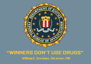 Anti-drug campaigns such as the one above have no done enough to stop drug use.