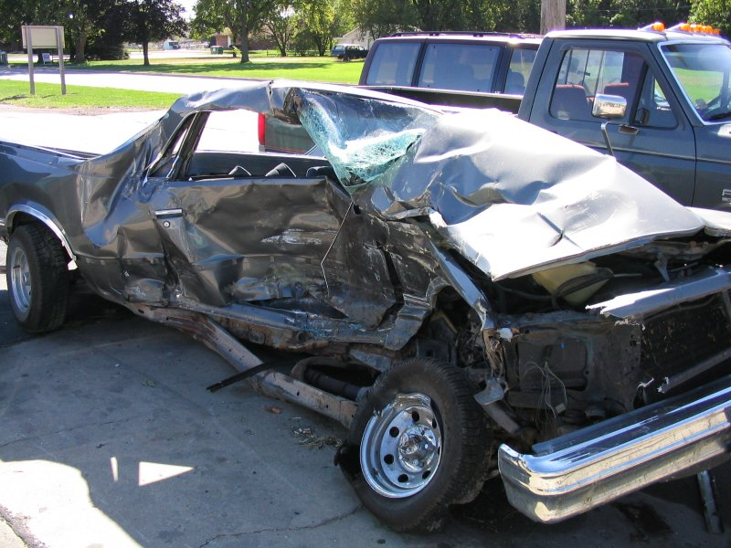 Reckless driving is not wreckless driving