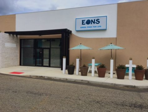Eons Greek fast food restaurant opens with healthy options