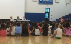 Holocaust survivors visit Ridgewood middle school