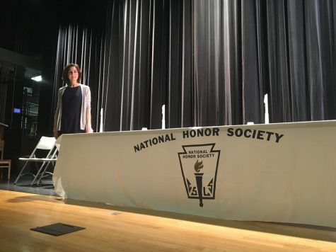National Honor Society accepts new members
