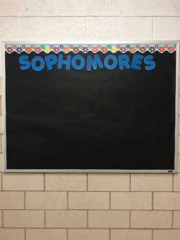 Sophomore class meeting sets positive tone
