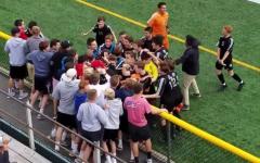 Boys soccer crosses bridge to semifinals