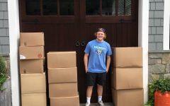 Student's relief effort helps Texans