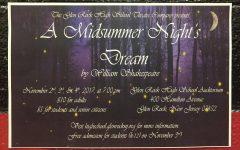 Theatre Company prepares for A Midsummer Night's Dream