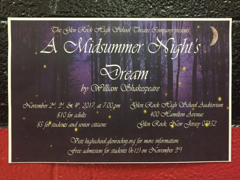 Theatre Company prepares for A Midsummer Night's Dream