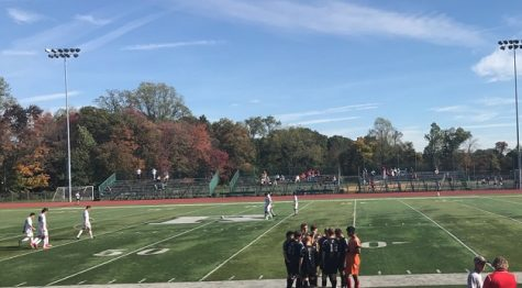 Boys soccer falls in county semifinals