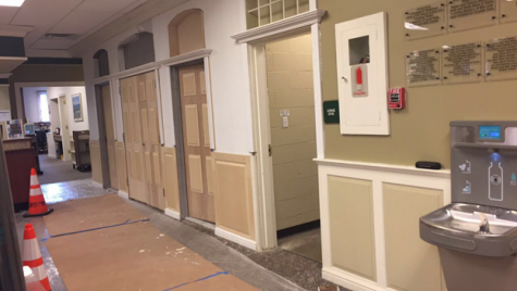 Glen Rock Public Library undergoes bathroom renovation