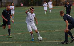 Boys varsity soccer team falls to Pequannock