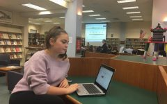 High school goes paperless after one-to-one laptop program