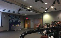 Anatomy students watch live neurosurgery