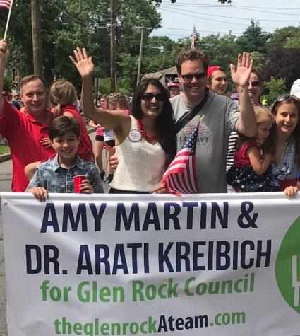 Councilwoman Kreibich and her inspiring win