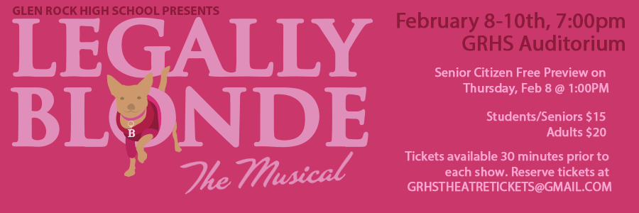 Legally+Blonde+the+Musical+ticket+sale+is+tomorrow