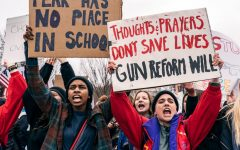 Glen Rock students weigh in on the national gun-control walkouts
