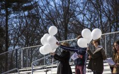 Students walk-out to remember Parkland