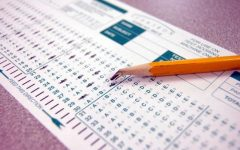 Scantrons are more trouble than they are worth, and they should not be used for testing.