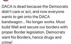 """""""DACA is dead"""""""