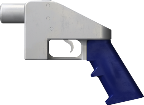 3D-printed guns should be illegal