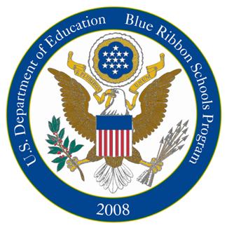 Seal of Blue Ribbon Schools Program