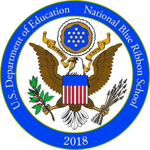 """So proud to announce that Glen Rock High School has been selected as a National Blue Ribbon School."