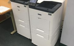 New printers added to media center